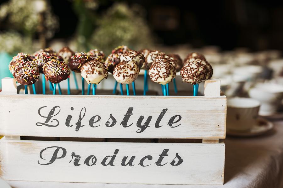 Cake Pops auf der Hochzeit