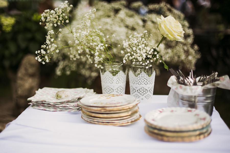 Hochzeitsgeschirr