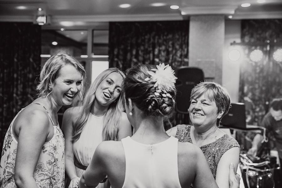 Fotoreportage auf der Hochzeit