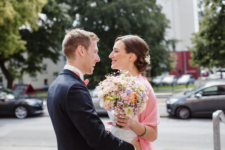 Hochzeit First Look