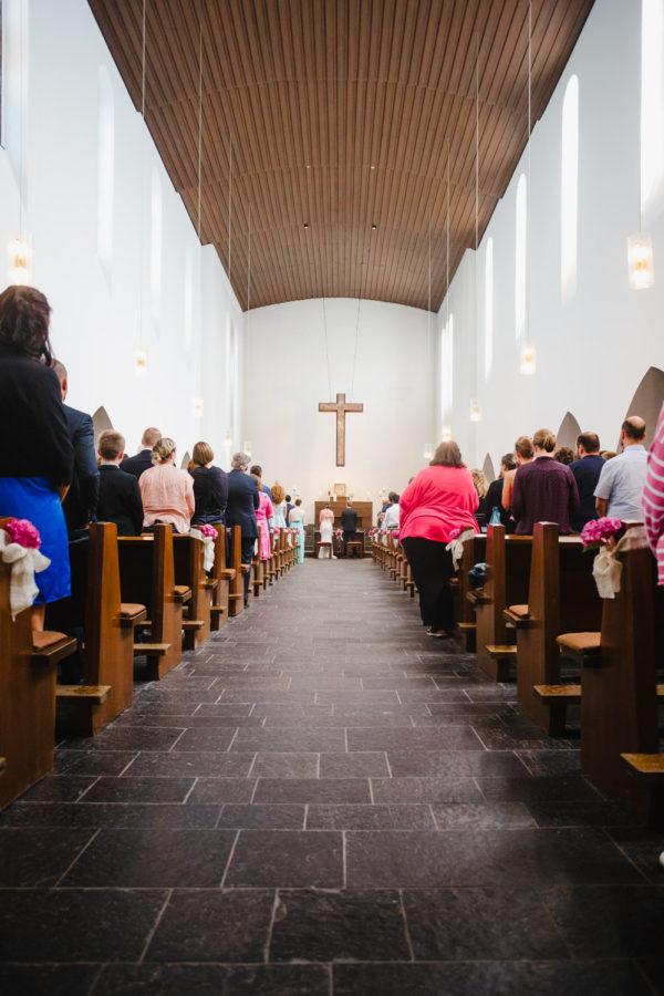 Kirche Trauung