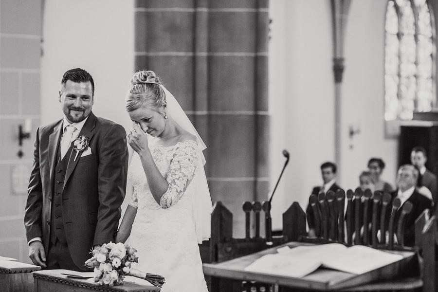 Emotionale Hochzeit