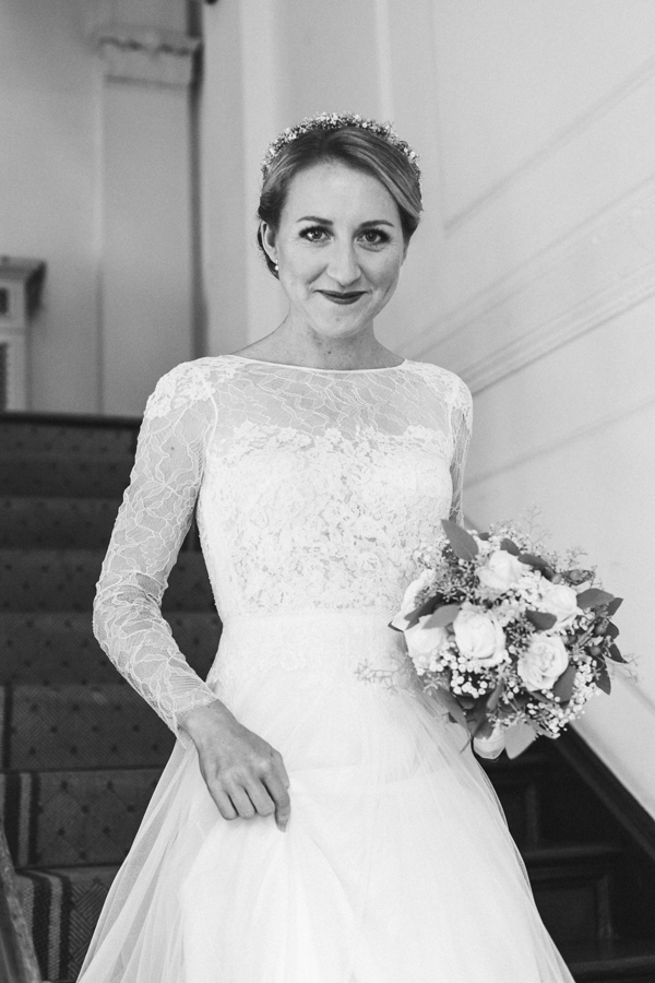 Braut Brautkleid Vintage