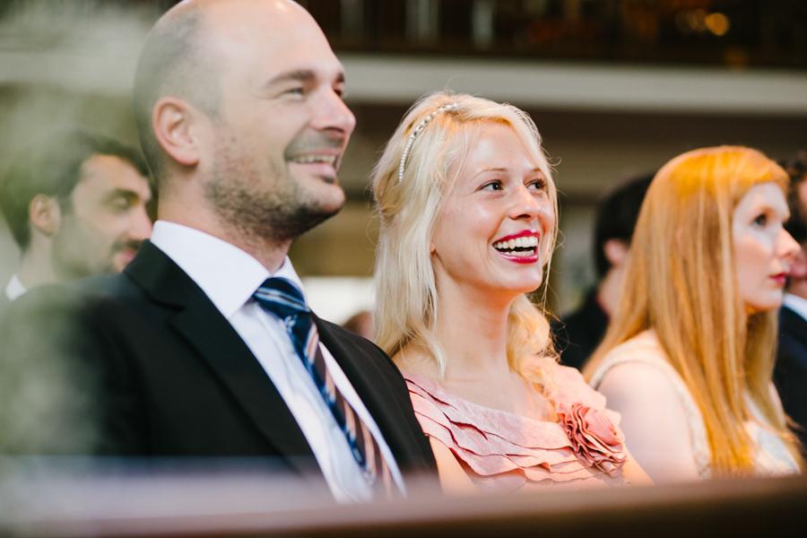 Kirche Gäste