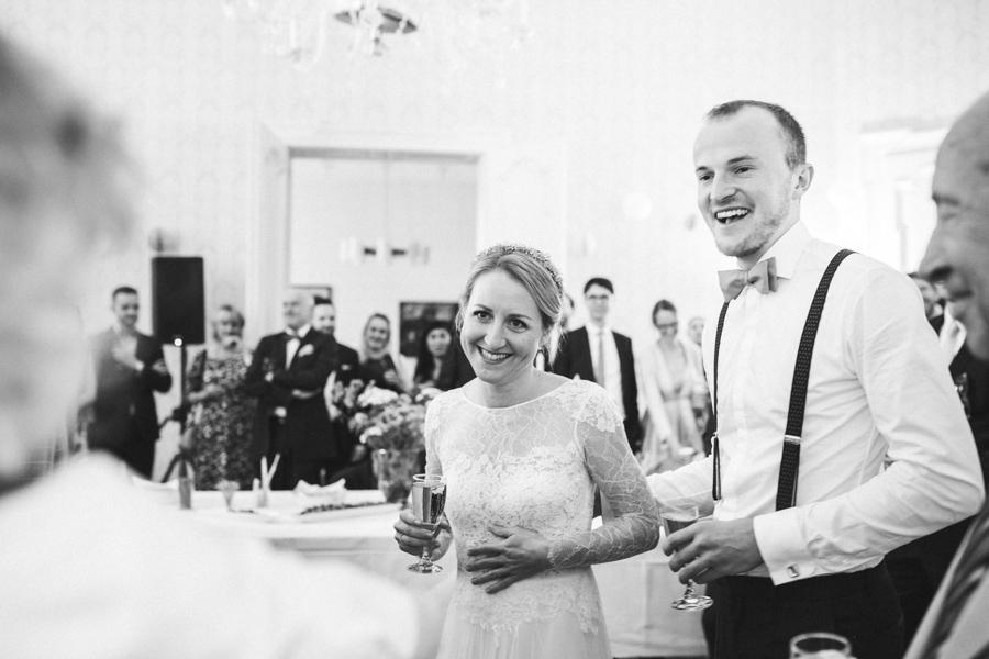 Hochzeitsreportage Rede