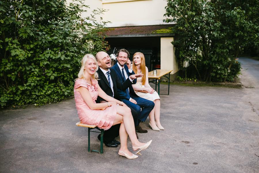 Hochzeit Trauzeugen