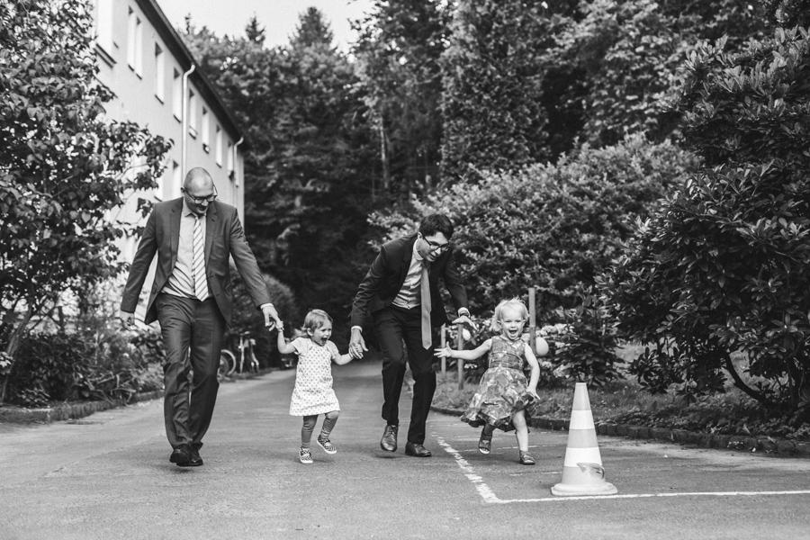 Hochzeitsreportage Kinder
