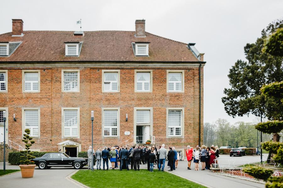 Schloss Velen Hochzeit
