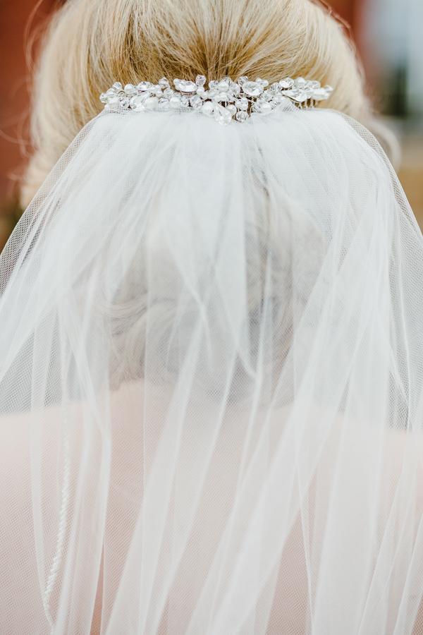 Braut Schleier
