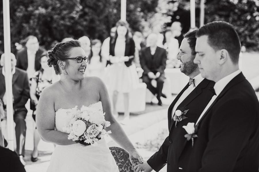 Brautpaar Trauung