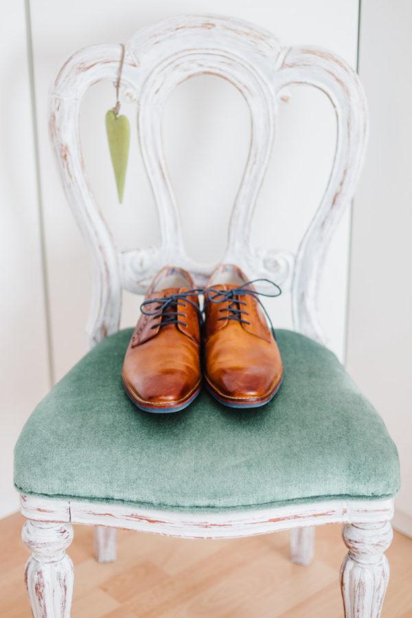 Bräutigam Schuhe