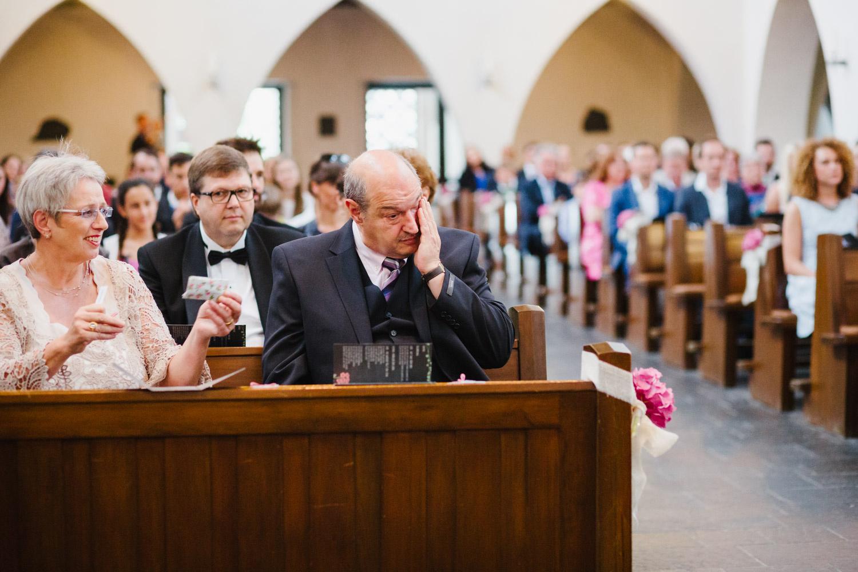 Kirche Trauung Emotionen