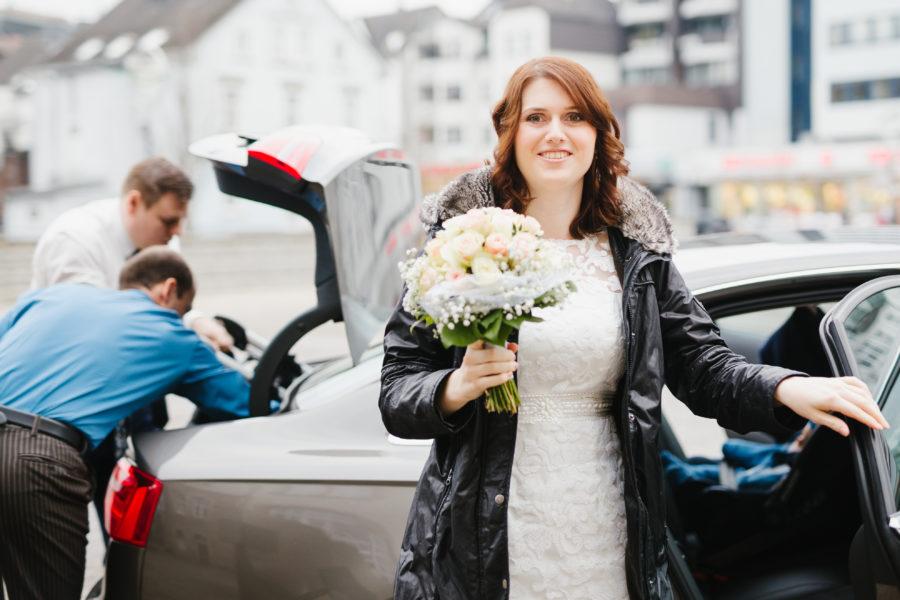Standesamt Braut