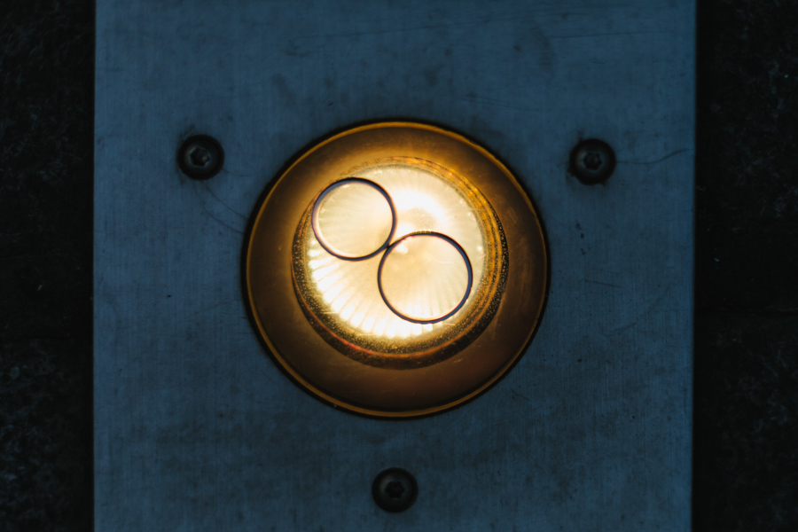 Eheringe Licht