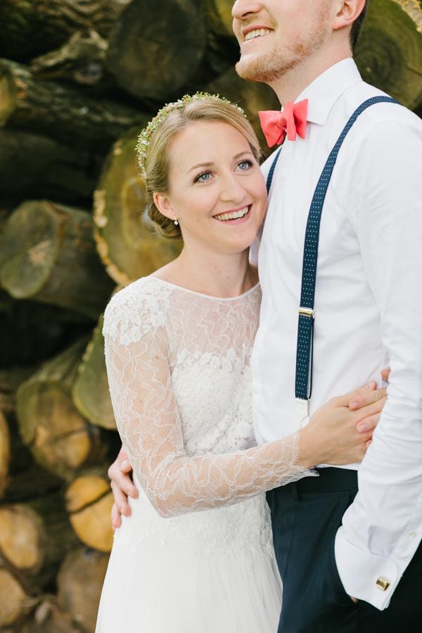 Brautpaarshooting Braut