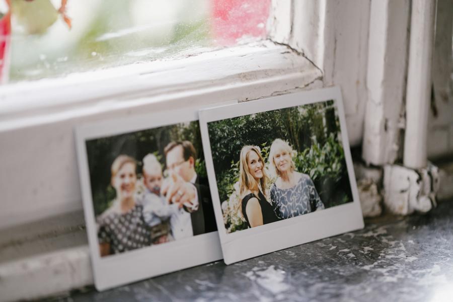 Hochzeit Polaroid