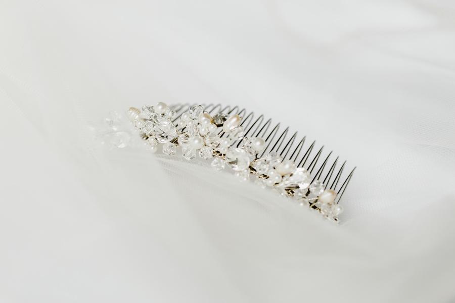 Braut Haarspange