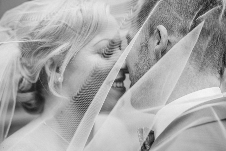 Brautpaarshooting Schleier