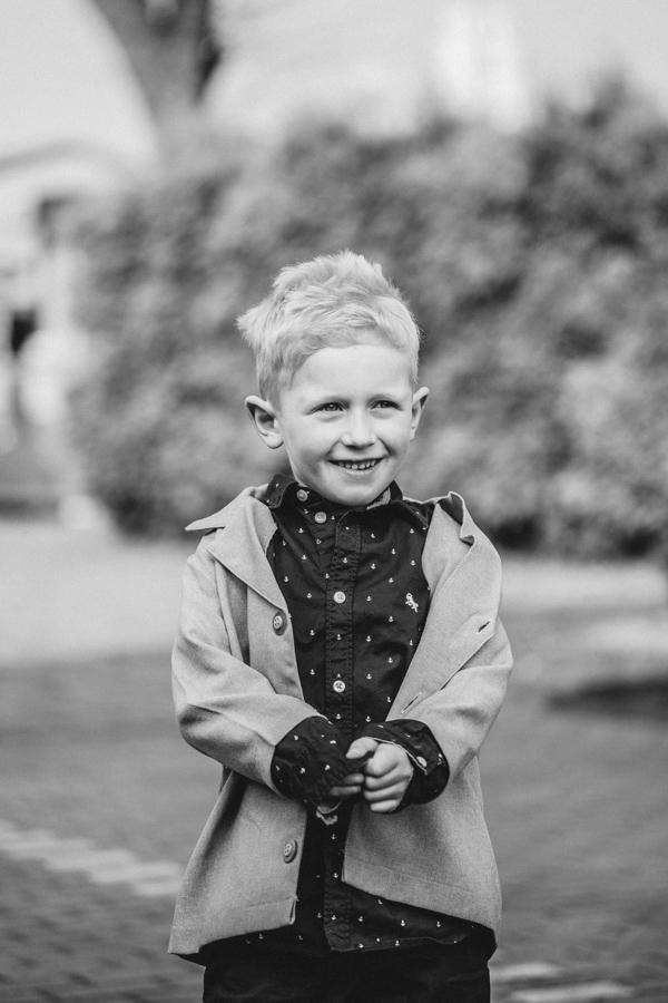 Junge Portrait