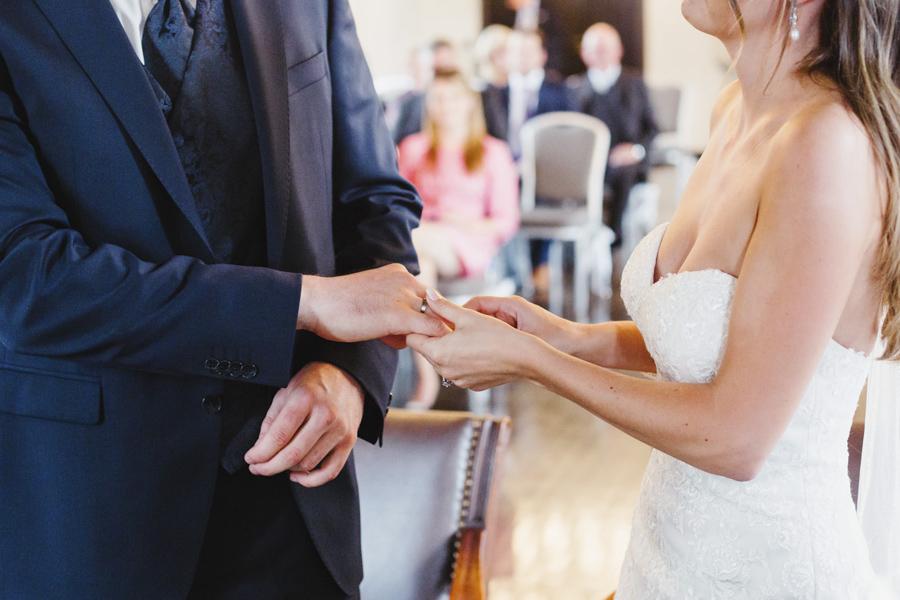 Brautpaar Ringe