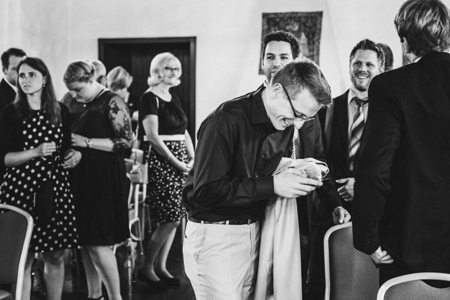 Lachen Gäste