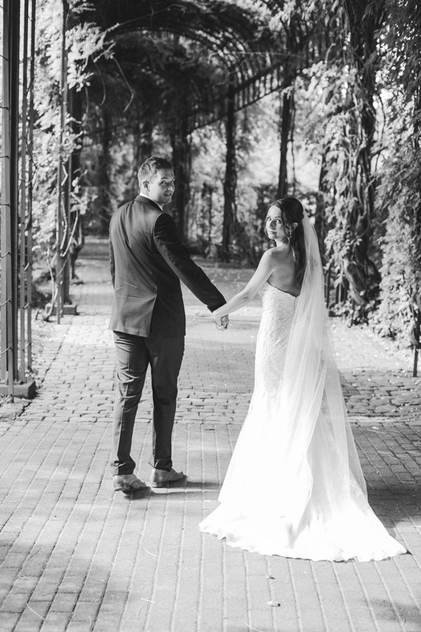 Brautpaar Totale