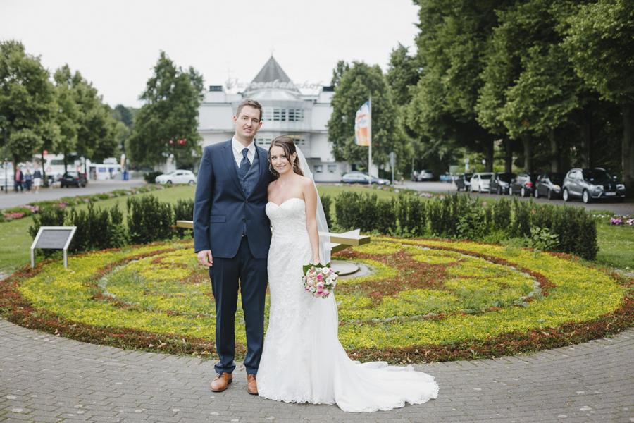 Hochzeit Totale