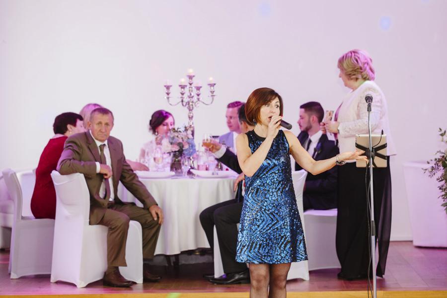 Sängerin Hochzeit