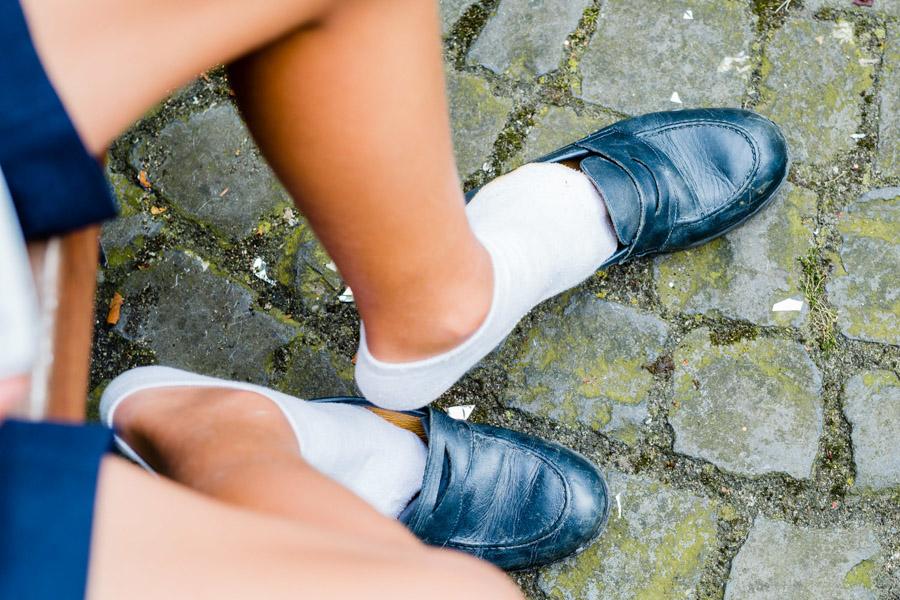 Schuhe Kind