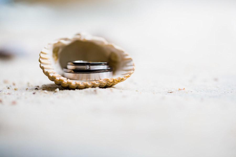 Details Hochzeitsringe
