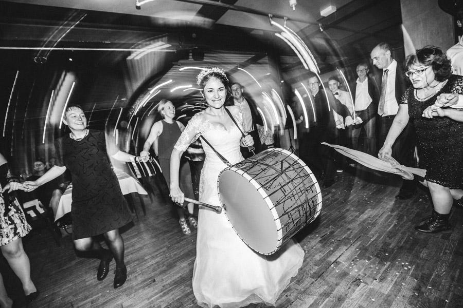 Trommel Hochzeit